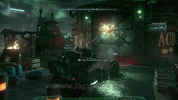 Batman arkham knight plant infiltration (16)