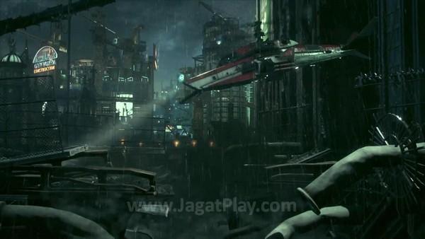 Batman arkham knight plant infiltration (3)