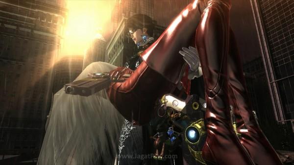 Di tengah pertarungan yang mereka kuasai, makhluk neraka yang seharusnya berada di bawah komando Bayonetta tiba-tiba balik menyerang dan