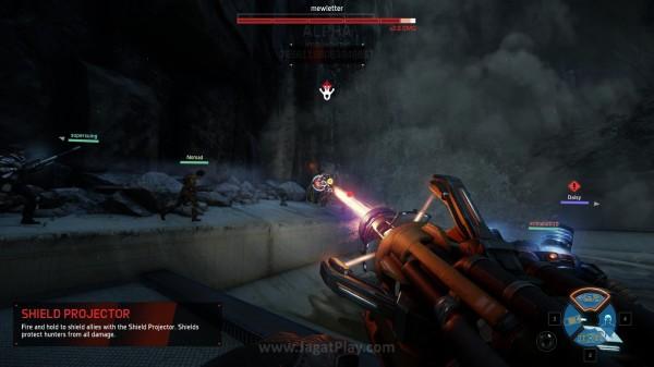 Setiap kelas hadir dengan senjata dan skill unik masing-masing, yang membuatnya memikul peran spesifik tertentu dalam pertempuran. Seperti Support misalnya, yang menjadi penyeimbang gerak ofensif dan defensif tim.