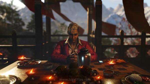 Sempat disebut-sebut oleh sang creative director - Alex Hutchinson, ending rahasia Far Cry 4 terbaru tampaknya telah ditemukan.
