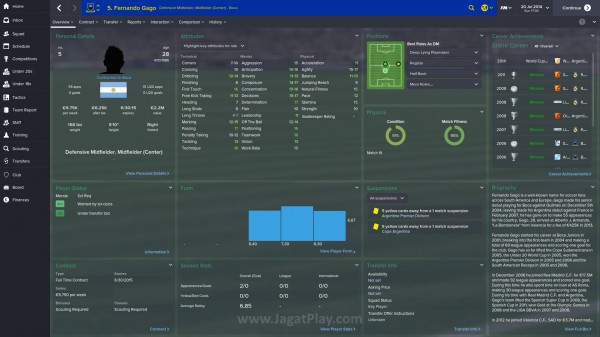 Football Manager 2015 - 035