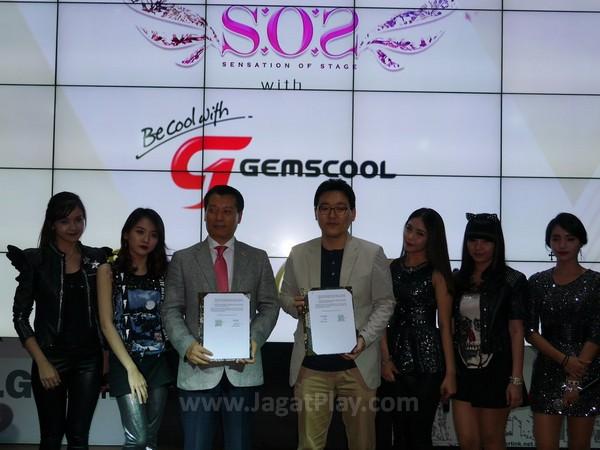 Gemscool - SOS (1)