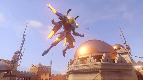 Overwatch first gameplay trailer (19)