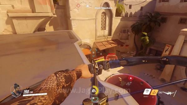 Overwatch first gameplay trailer (23)