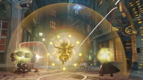 Overwatch first gameplay trailer (59)