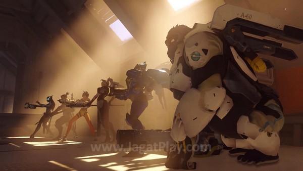 Overwatch first gameplay trailer (7)