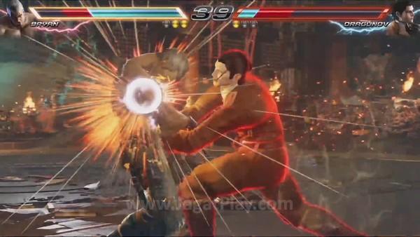 Tekken 7 feature trailer (21)