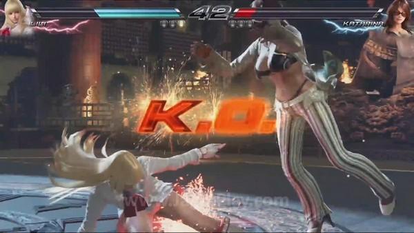 Tekken 7 feature trailer (25)