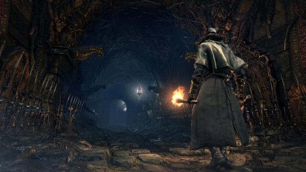 Reruntuhan di bawah kota yang disebut-sebut, akan tampil berbeda untuk setiap Hunter yang berani memasukinya.