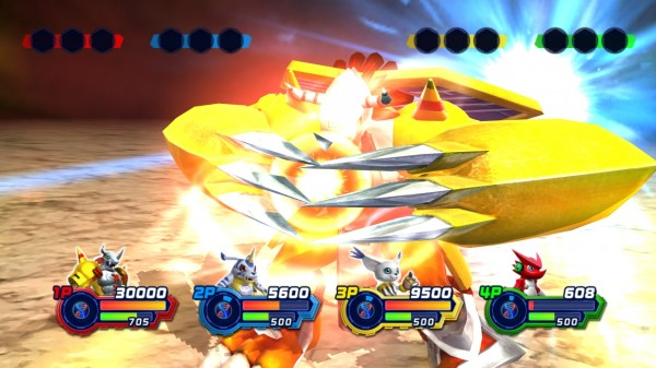 digimon all star rumble