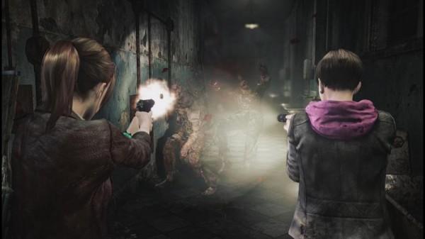 Capcom menunda rilis episode pertama RE: Revelations 2 seminggu lebih lambat.