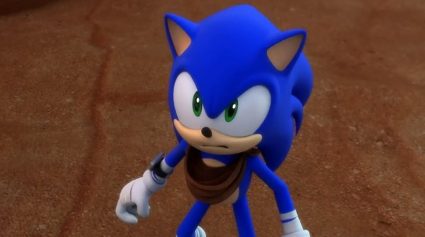 sonic boom shattered crystal