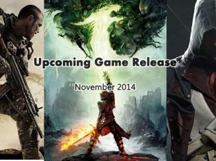 upcoming november