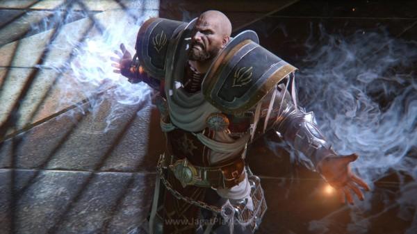 Runes yang terukir di wajahnya bukanlah sekedar hiasan, tetapi juga pengingat semua aksi buruknya di masa lalu.