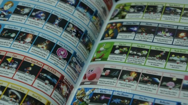Alih-alih berisi omong kosong, ia memuat detail gerakan tiap karakter yang ada. Membantu Anda untuk menguasai game ini dengan lebih baik.