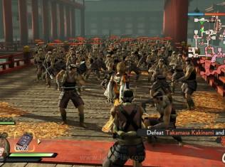 Samurai Warriors 4 jagatplay 1