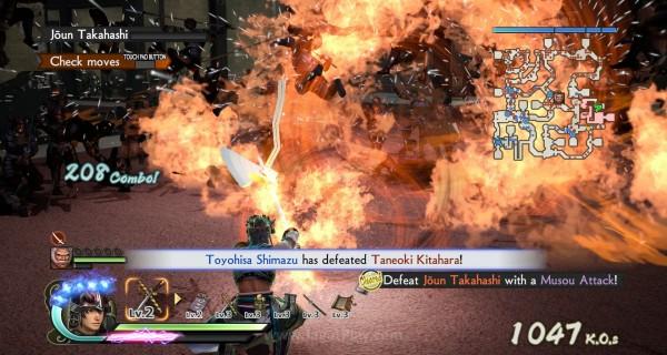 Serangan Power mampu menembus pertahanan musuh.