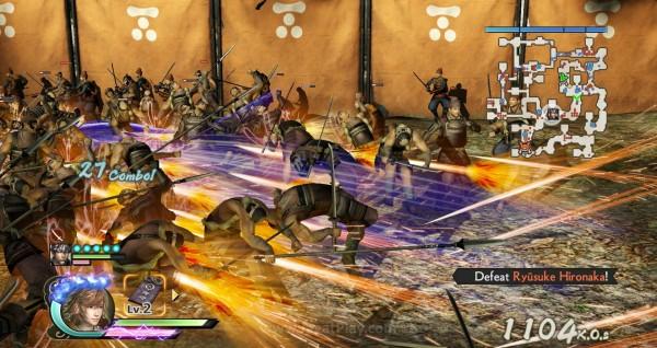 Serangan Hyper memudahkan Anda untuk menghabisi banyak musuh dengan cepat.