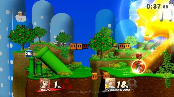 Super Smash Bros Wii U - jagatplay