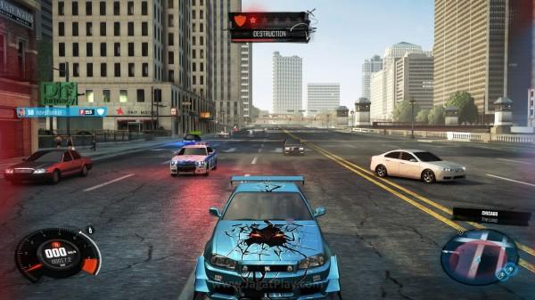 Polisi dalam game ini jauh lebih ganas dari game balapan lain!