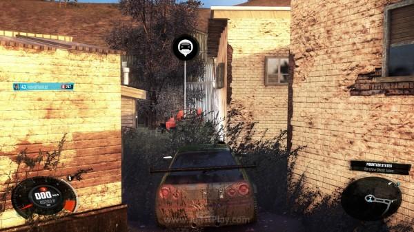Posisi bagian mobil rahasia tersembunyi dengan baik dan membutuhkan ketekunan untuk menemukannya.