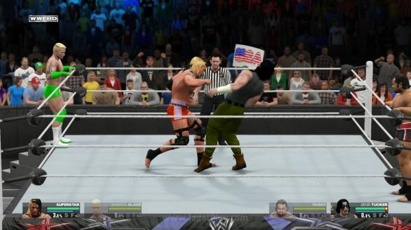 Reversal adalah mimpi buruk utama WWE 2K15!