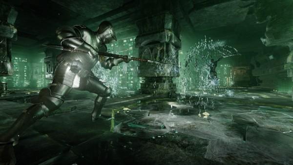 deep down green dungeon