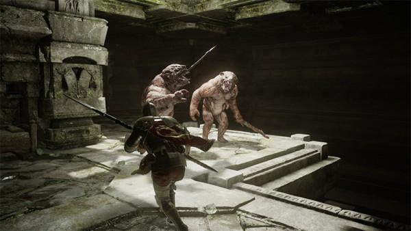 deep down green dungeon3