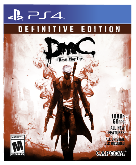 dmc definitive edition cover