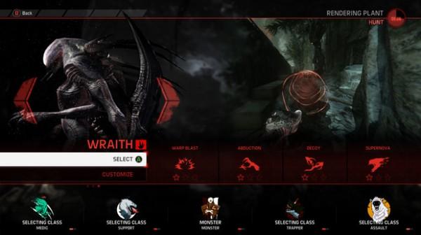 evolve wraith7