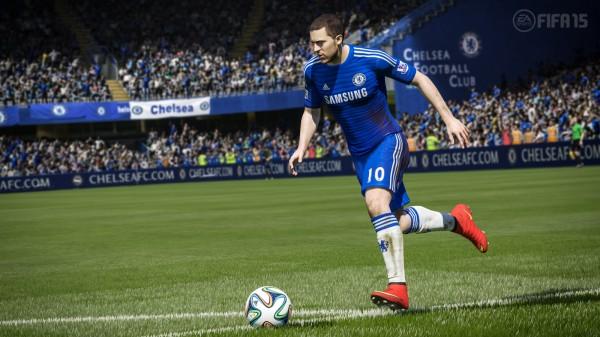 Setelah harus bertarung dengan banyak rilis game baru selama beberapa minggu terakhir, FIFA 15 akhirnya kembali ke puncak pasar Inggris!