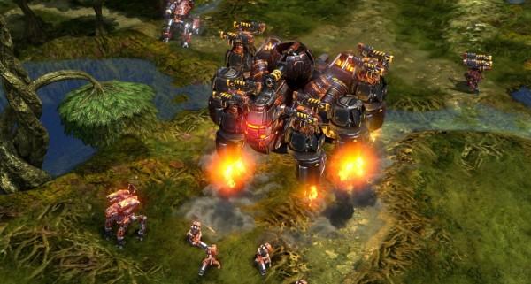 Game RTS teranyar racikan mantan veteran Westwood - Grey Goo siap meluncur awal tahun 2015 mendatang.