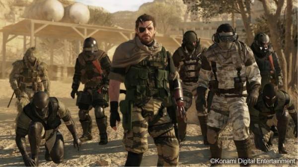 Metal Gear Online versi Playstation 4, Xbox One, dan PC bisa memuat 16 pemain / sesi. Sementara versi last-gen tentu lebih sedikit.