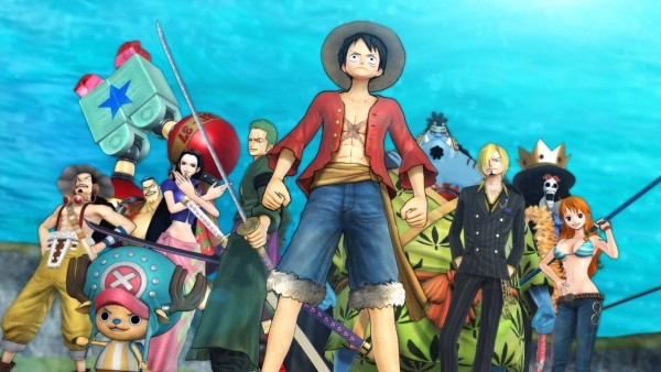 one piece pirate warrior 312