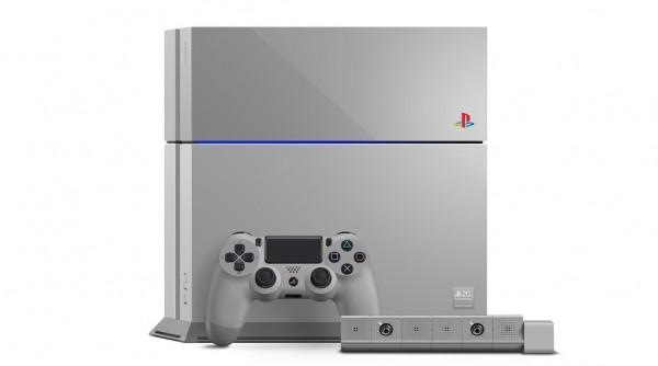 Salah seorang seller berhasil menjual Playstation 4 20th Anniversary Edition dengan warna original Playstation pertama ini dengan harga sekitar 180 juta Rupiah!