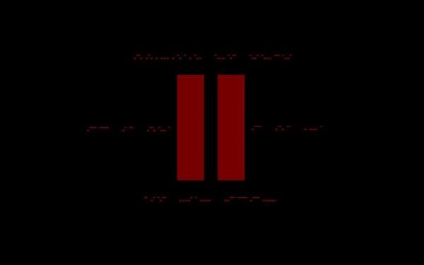 Kode morse di latar belakang angka 2 Romawi ini mengindikasikan bahwa  Microsoft akan mengumumkan sebuah game pada 4 Mei 2015 mendatang.