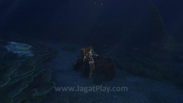 Lautan menyimpan banyak rahasia untuk ditemukan.