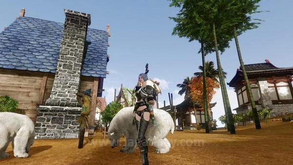 Beragam binatang dapat Anda temukan di dalam game ini.