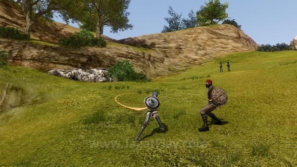 Pertempuran menggunakan sistem skill-based dan combo.