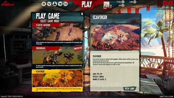 Selain melawan pemain lain, Anda juga dapat bermain mode Coop untuk mencari bahan dan Blueprint.