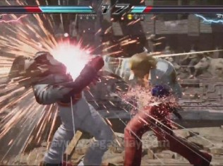 Tekken 7 feature trailer 10