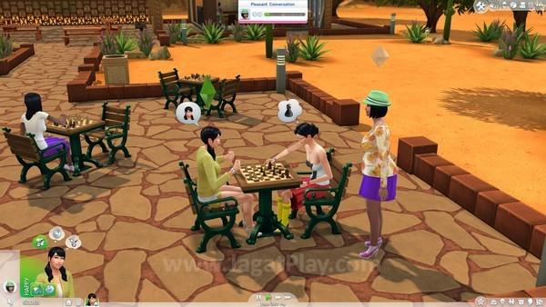 The Sims 4 jagatplay