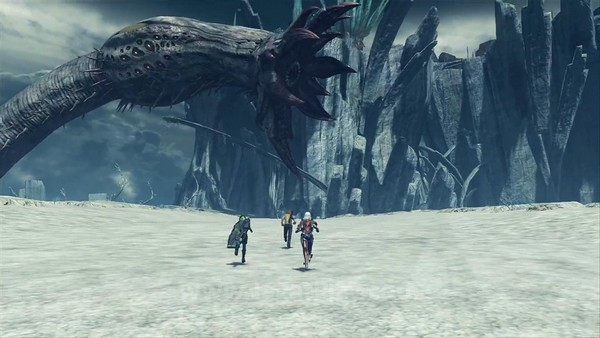Xenoblade Chronicles X exploration trailer (1)