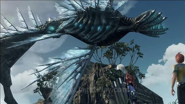 Xenoblade Chronicles X exploration trailer (48)
