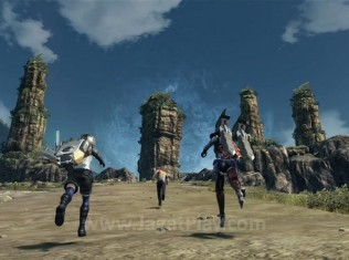 Xenoblade Chronicles X exploration trailer 57