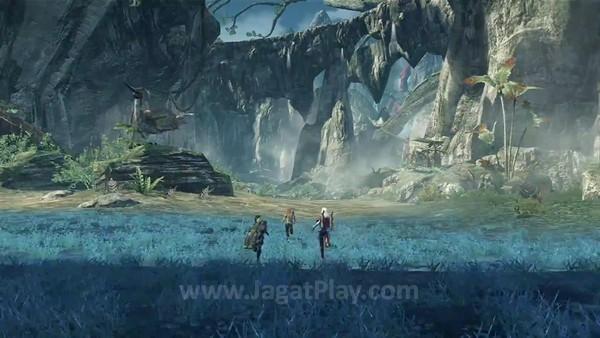 Xenoblade Chronicles X exploration trailer (62)