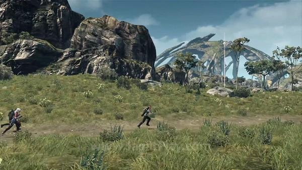 Xenoblade Chronicles X exploration trailer (66)