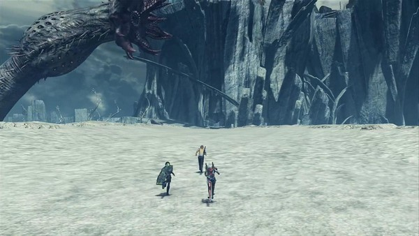 Xenoblade Chronicles X exploration trailer (81)