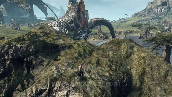 Xenoblade Chronicles X exploration trailer (9)
